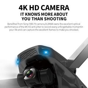 drones with camera for adults 4k