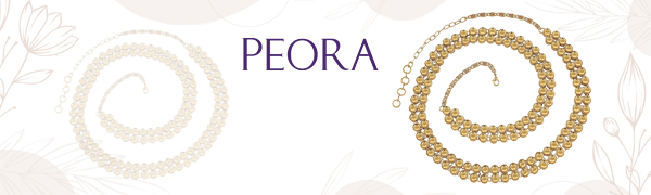 PEORA jewellery