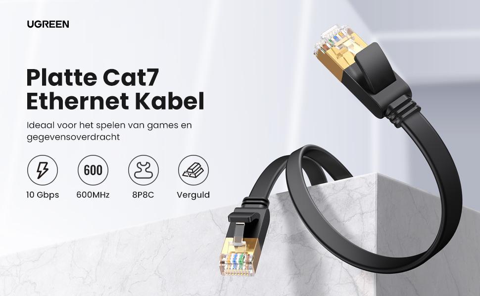 CAT 7 ETHERNET KABEL