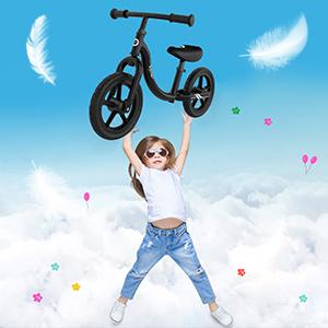 Kids Balance Bike Beginner Toddler Bike