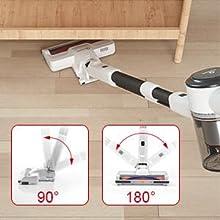 123cordless vacuum