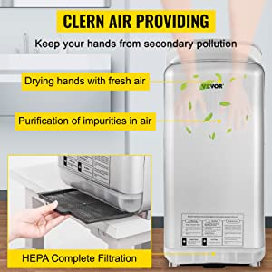 airblade hand dryer