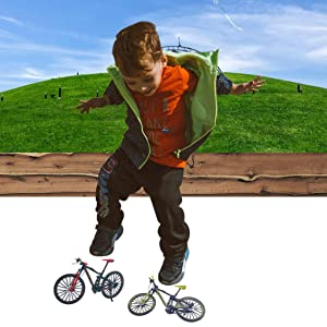 Finger Bicycle Finger Mountain Bike Toy Toy Mountain Bike Mountain Bike Model Bike Bicycle Model