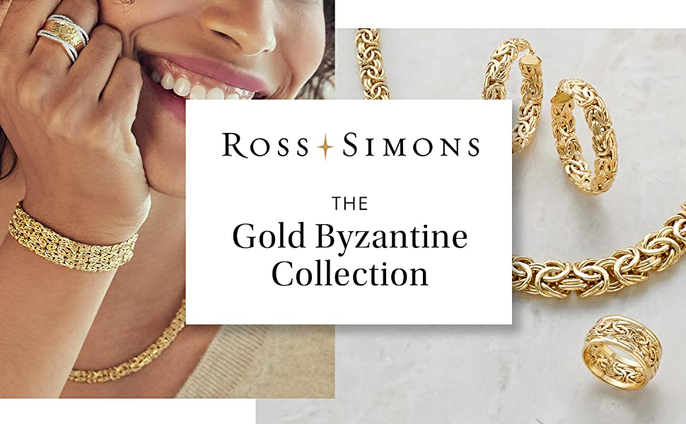 The Ross-Simons Byzantine Collection