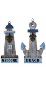 Beach Decor Bottle Opener