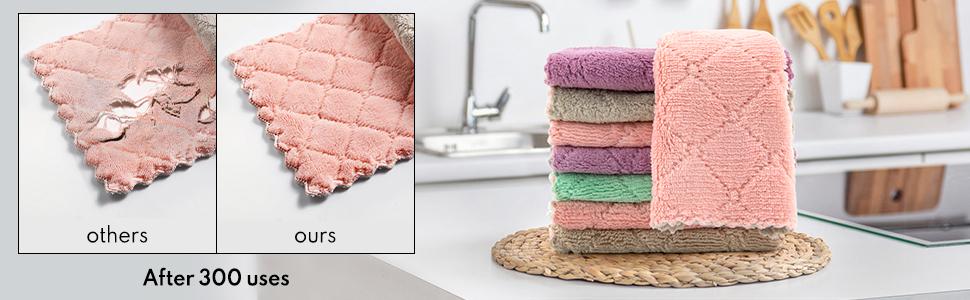 Reusable dish towel