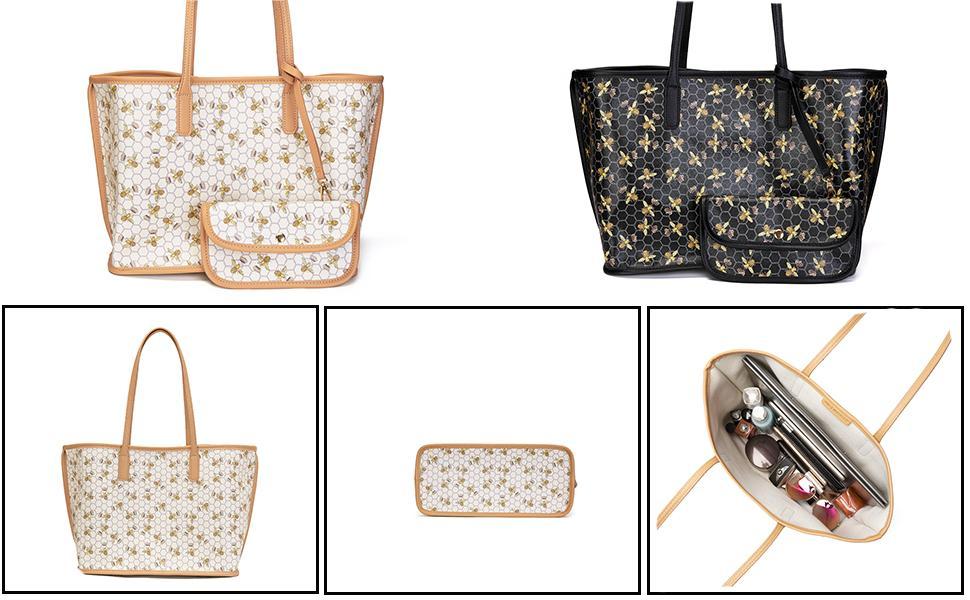 Calfland Bee Purses and Handbags 3