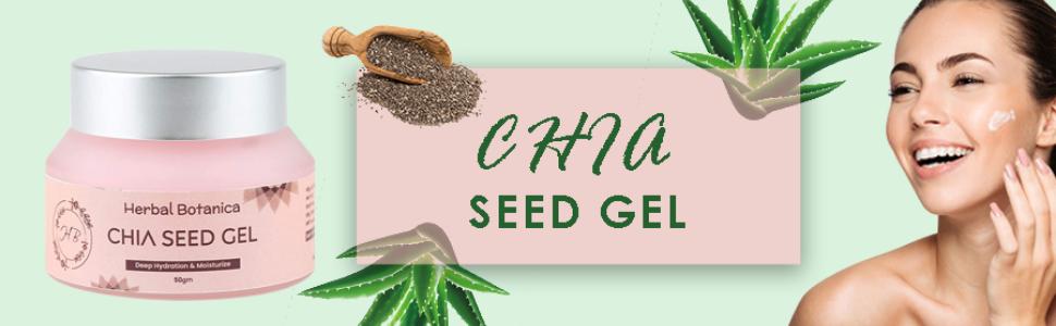 chia seed gel