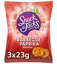 Snack A Jacks Barbecue Paprika