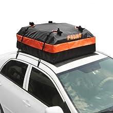 car roof cargo carrier