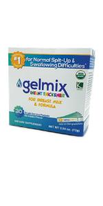 Gelmix Infant Thickener 2.4g Box