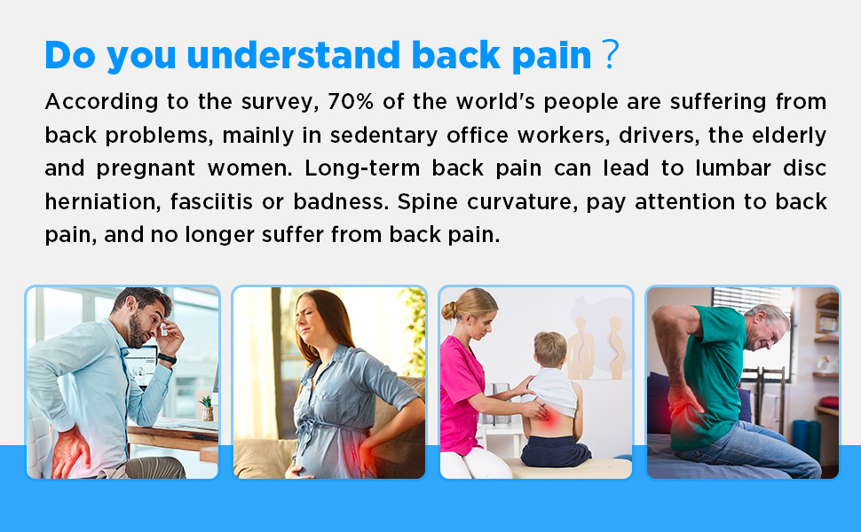 Do you understand back pain?