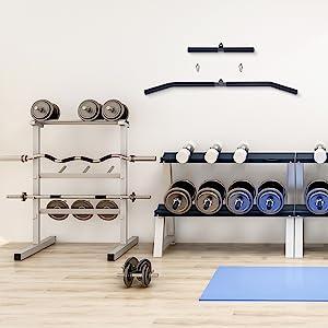 home gym workout set