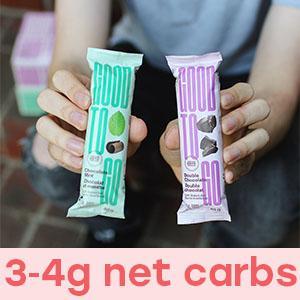 3-4 net carbs