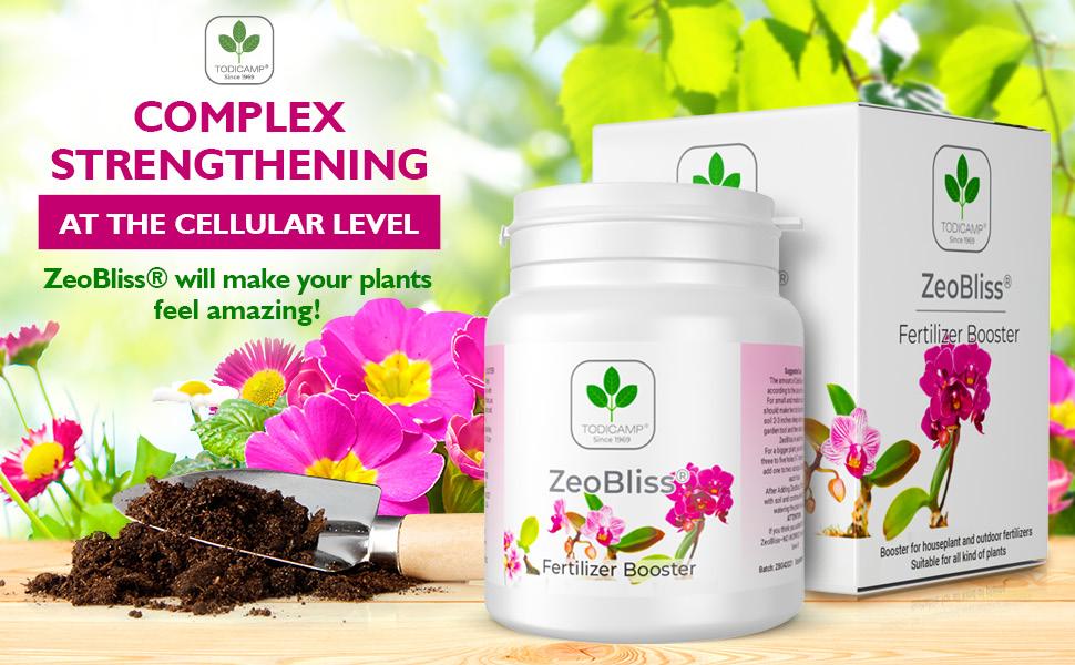 ZeoBliss plant food