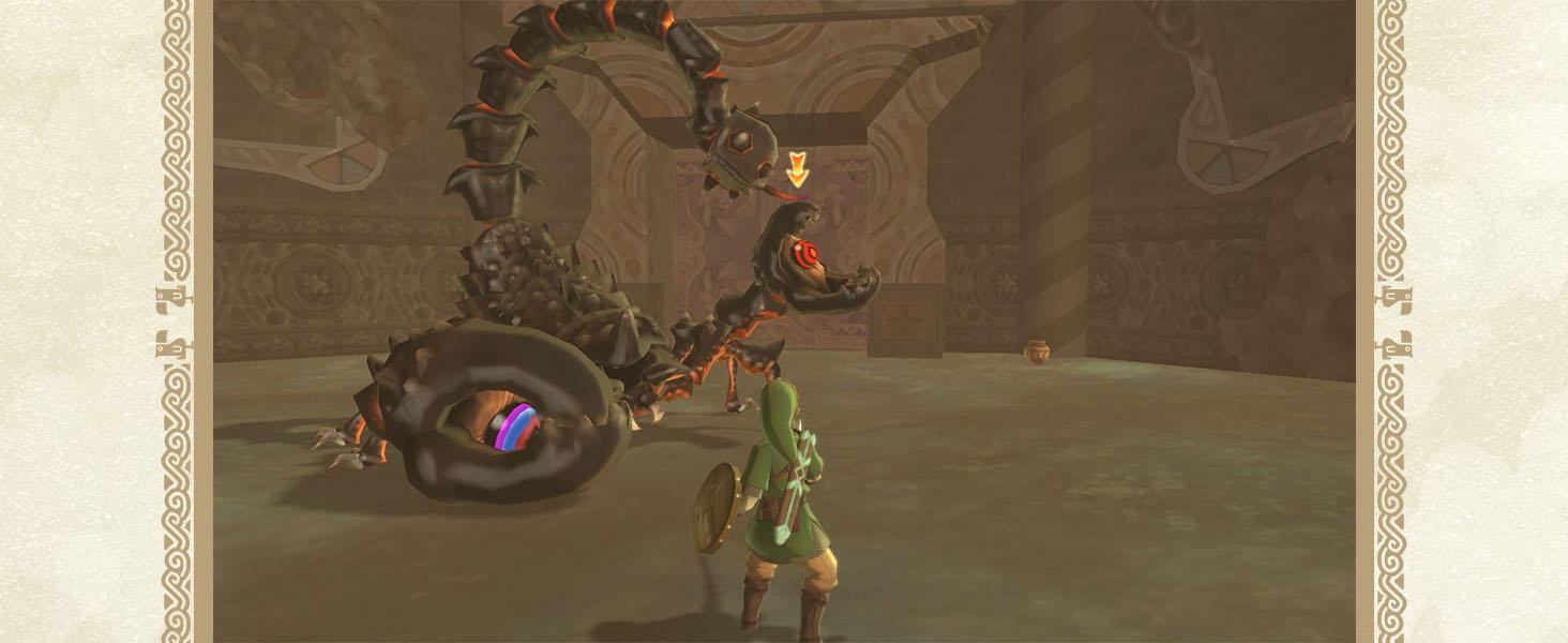 Legend of Zelda Skyward Sword HD 21