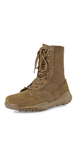 coyote brown military boots