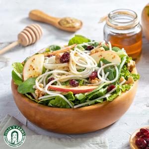 Spinach Spaghetti Salad