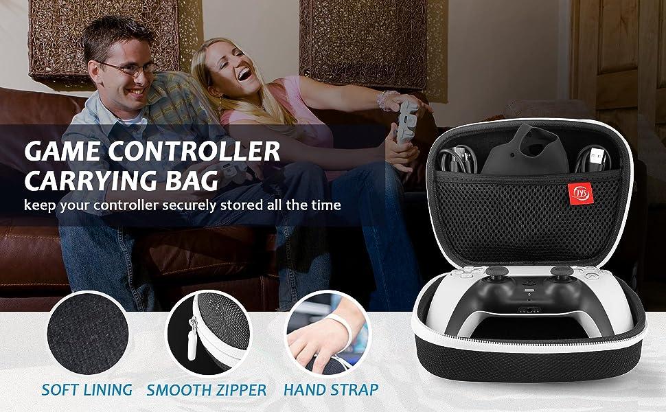 game controller carrying bag