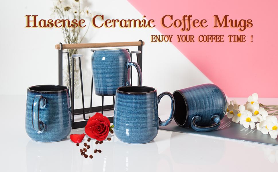 navy mug set