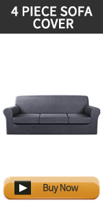 sofa cover with Cushion Couch Cover