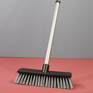 Small Push Brush Broom