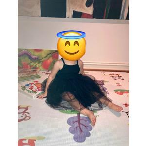 infant toddler dress sleeveless