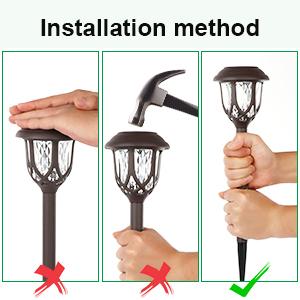 installation tip