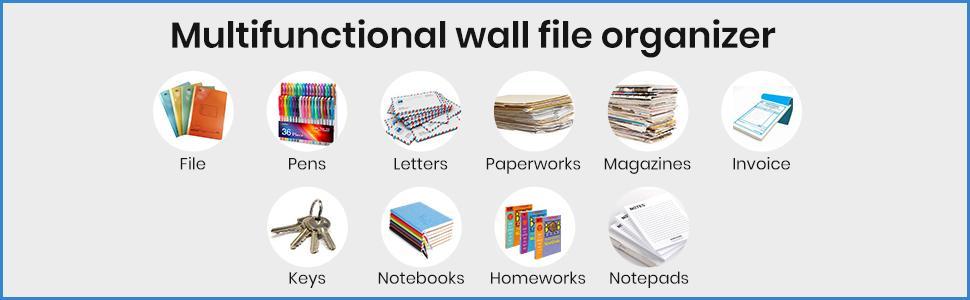 wall mount file organizer,wall mounted file holder,wall file holders,hanging wall,mesh file holder