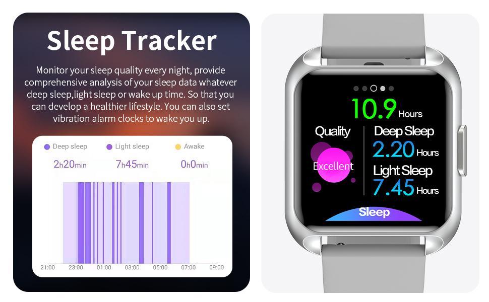 Auto Sleep Tracker