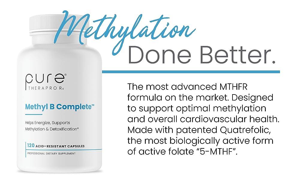 Methylation Done Better