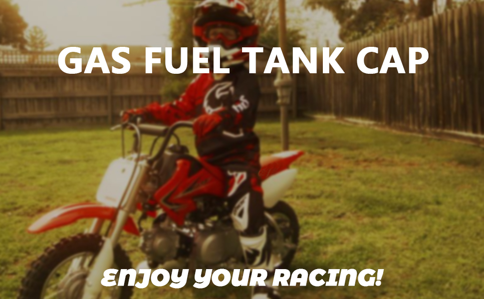 gas fuel tank cap