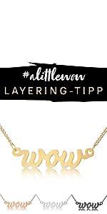 Halskette WOW Gold