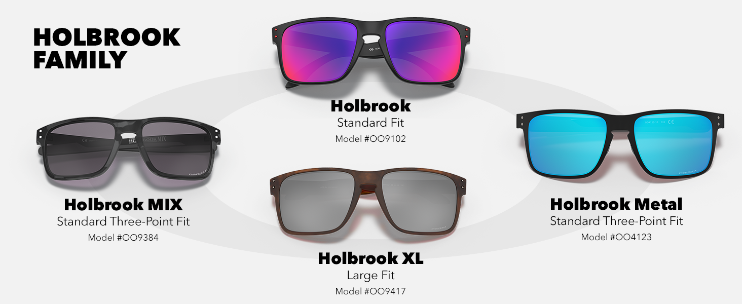 Oakley Holbrook Collection