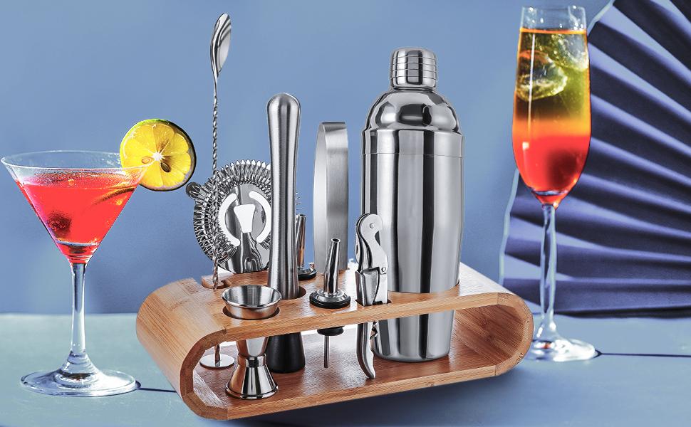 professional Cocktail Shaker Set