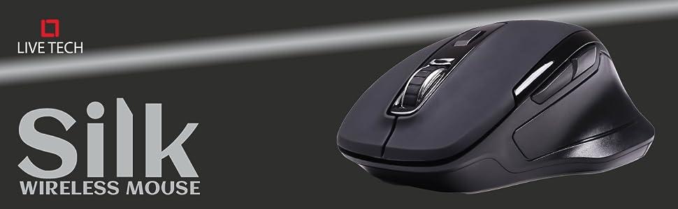 Silk Wireless Mouse