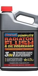 radiator flush amp;amp;amp; degreaser