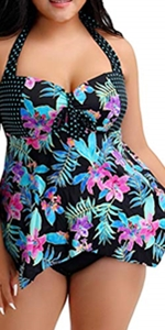 Womens Plus Size Swimsuits
