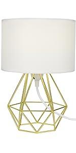 Minimalist Small Bedside Lamp