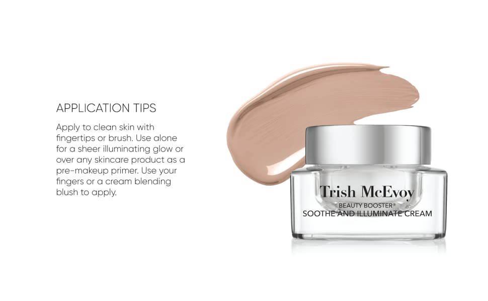 trish mcevoy beauty booster soothe and illuminate cream