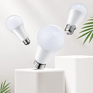 3 bulbs included