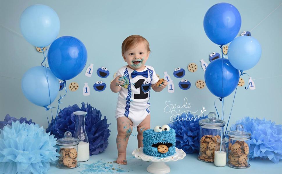 baby 1st birthday cake smash outift
