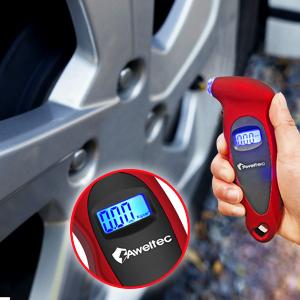 Aweltec tire pressure gauge