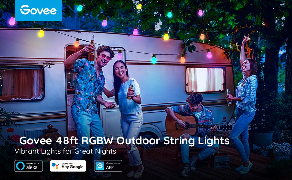 govee rgb outdoor lights