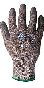 Cut resistant work gloves KG20P