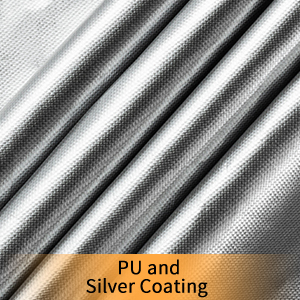 PU and Silver Coating