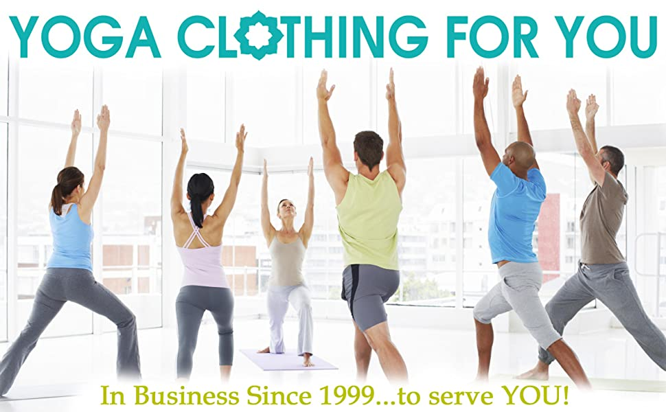 Yoga Clothing For You Brand
