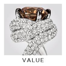 14K 10K 18K gold antique vintage inspired art deco nouveau retro estate pre owned couture bespoke