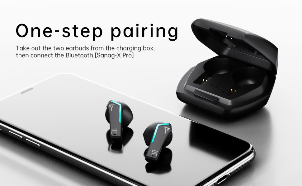 One-step pairing