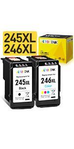 Ink cartridges 245xl 246xl